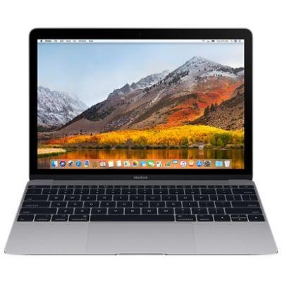 """MacBook 12"""" 256 GB – vesmírně šedý (mnyf2cz/a)"""