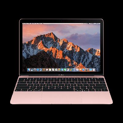 "MacBook 12"" 512GB růžově zlatý mmgm2cz/a (2016)"