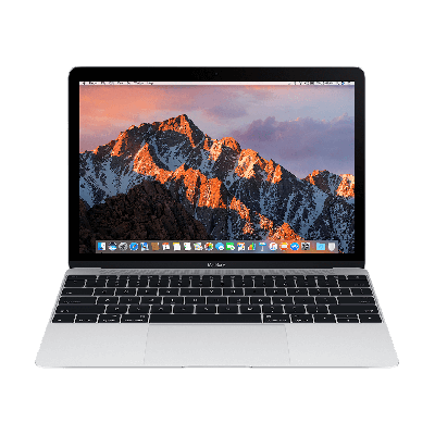 "MacBook 12"" 512GB stříbrný mlhc2cz/a (2016)"