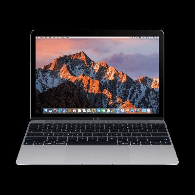"""MacBook 12"""" 512GB vesmírně šedý mlh82cz/a (2016)"""