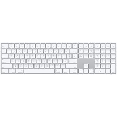 Magic Keyboard s číselnou klávesnicí – česká