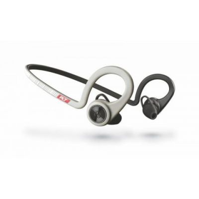 Bezdrátová sluchátka Plantronics BackBeat Fit Stereo - šedá