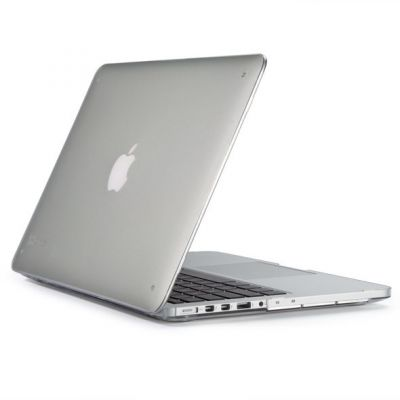 "Obal na MacBook Pro 13"" Retina Speck SeeThru Clear - průhledný"