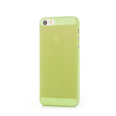 Kryt na iPhone SE / 5s / 5 EPICO TWIGGY MATT - zelený