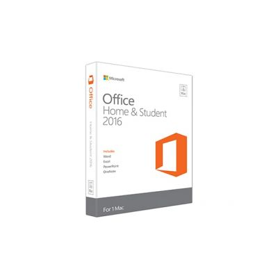 Microsoft Office Home & Student 2016 pro Mac