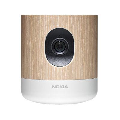 Domácí kamera s kontrolou kvality vzduchu Nokia Home
