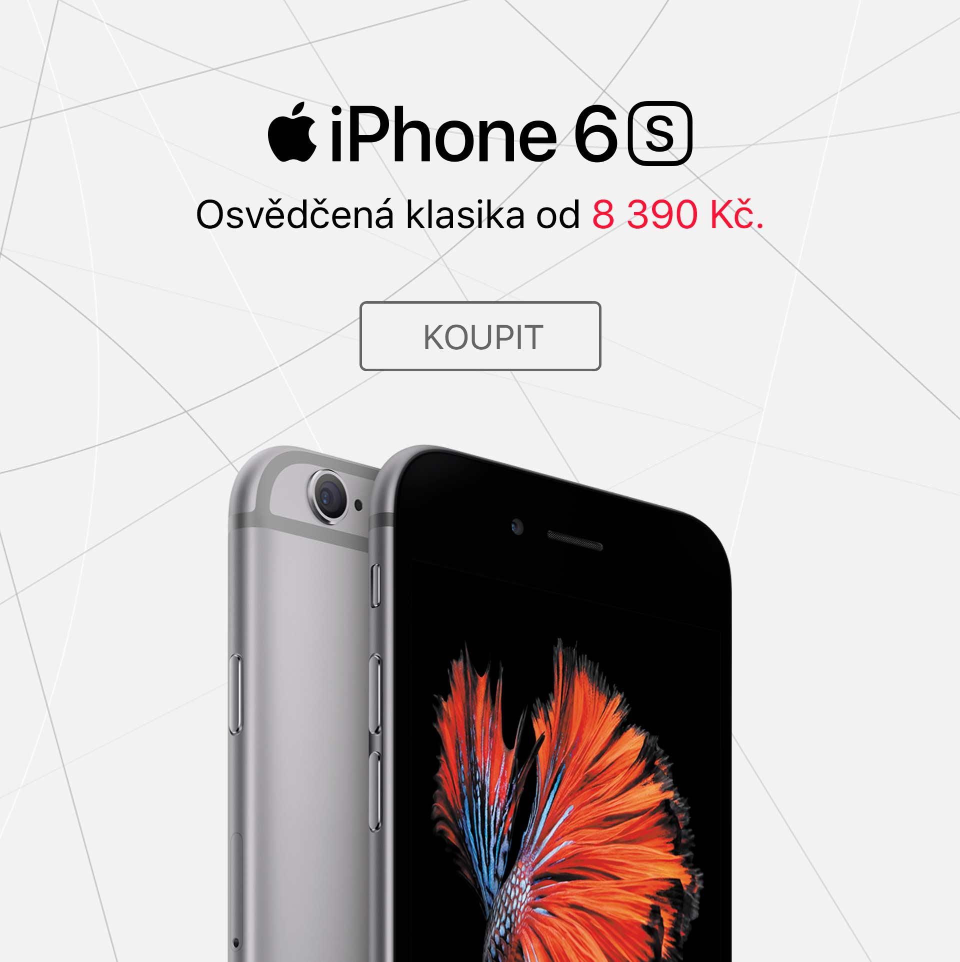 iPhone 6s sleva