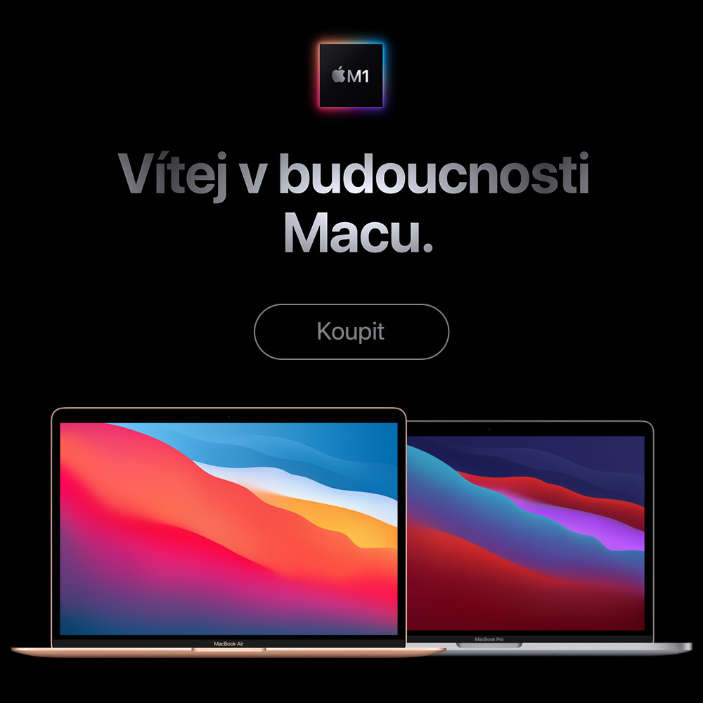 Nový Mac s M1
