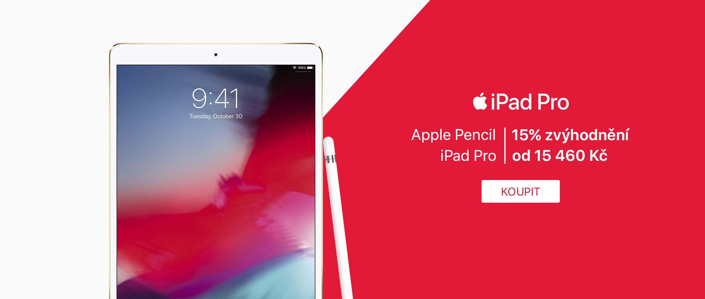 iPad Pro + Apple Pencil