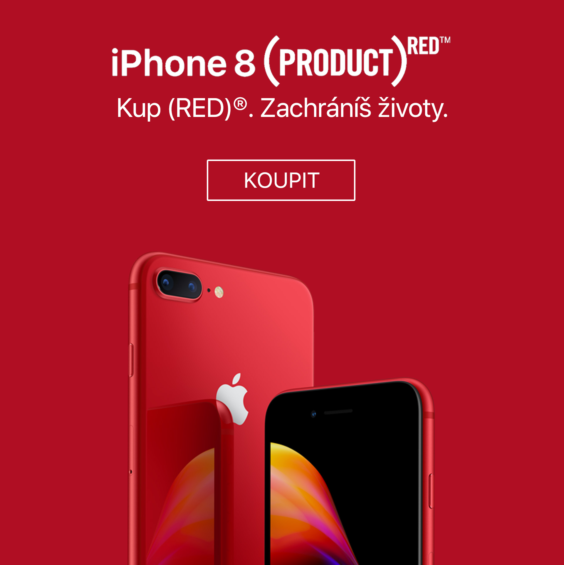 CZ iPhone (PRODUCT)RED