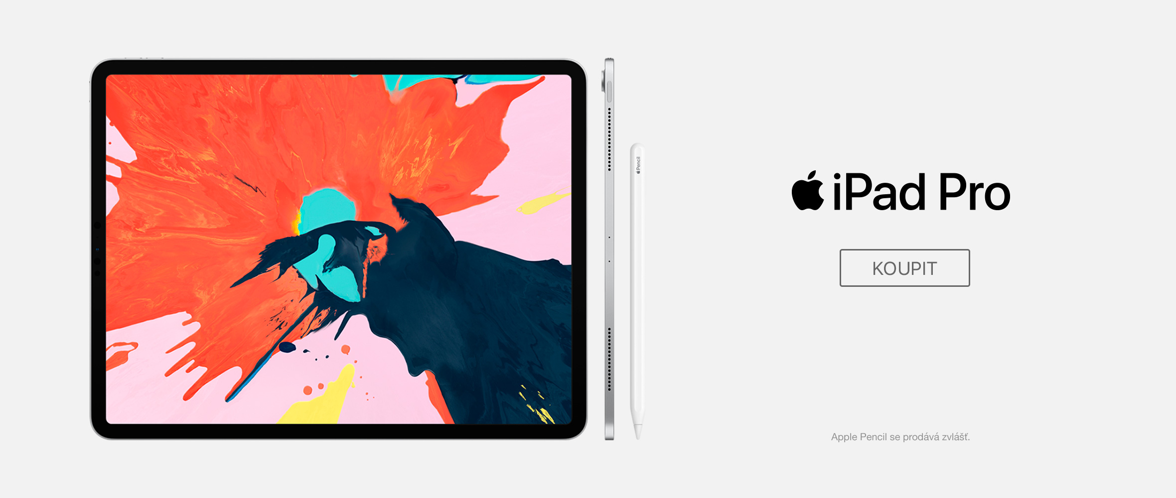 Nový iPad Pro 2018