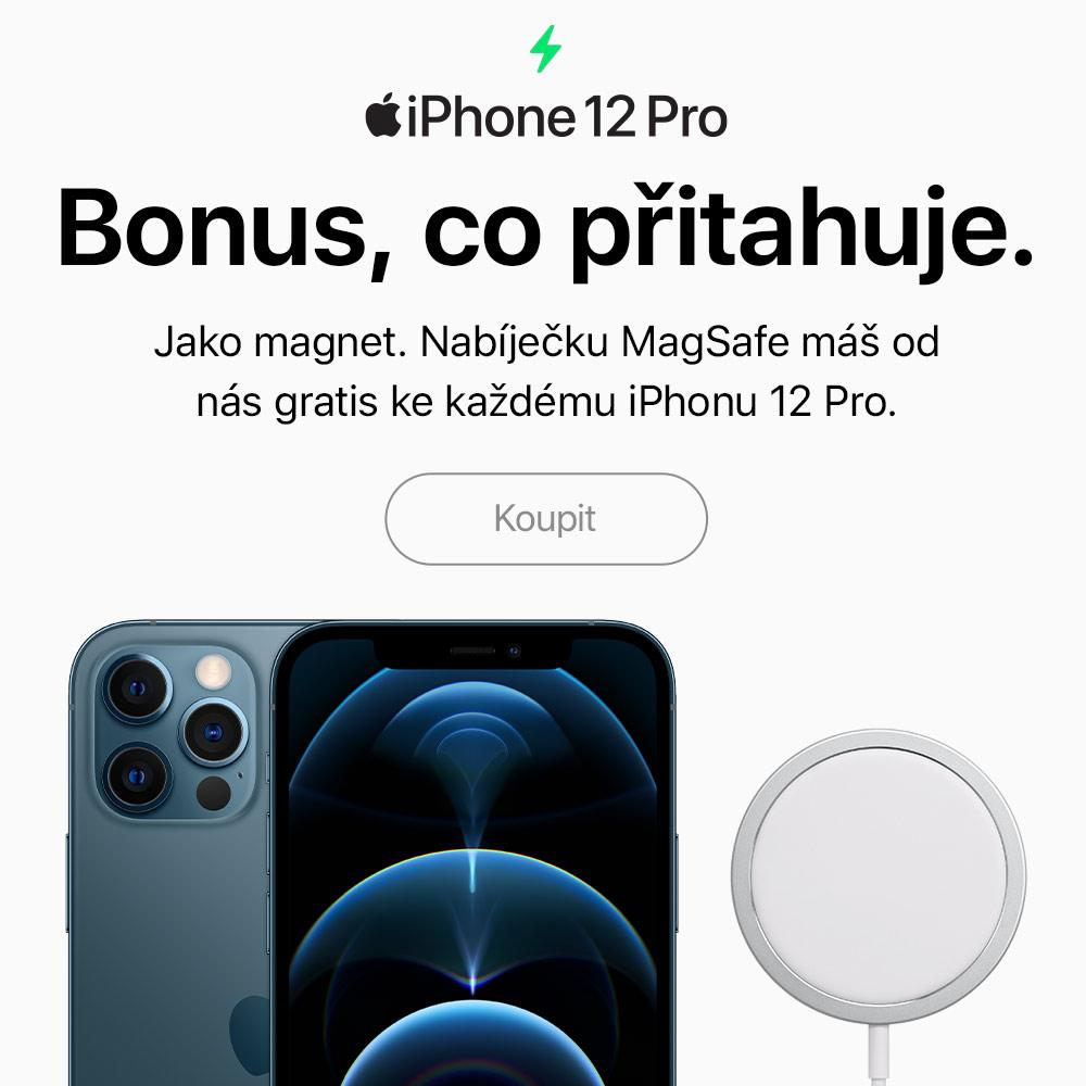 MagSafe jako bonus