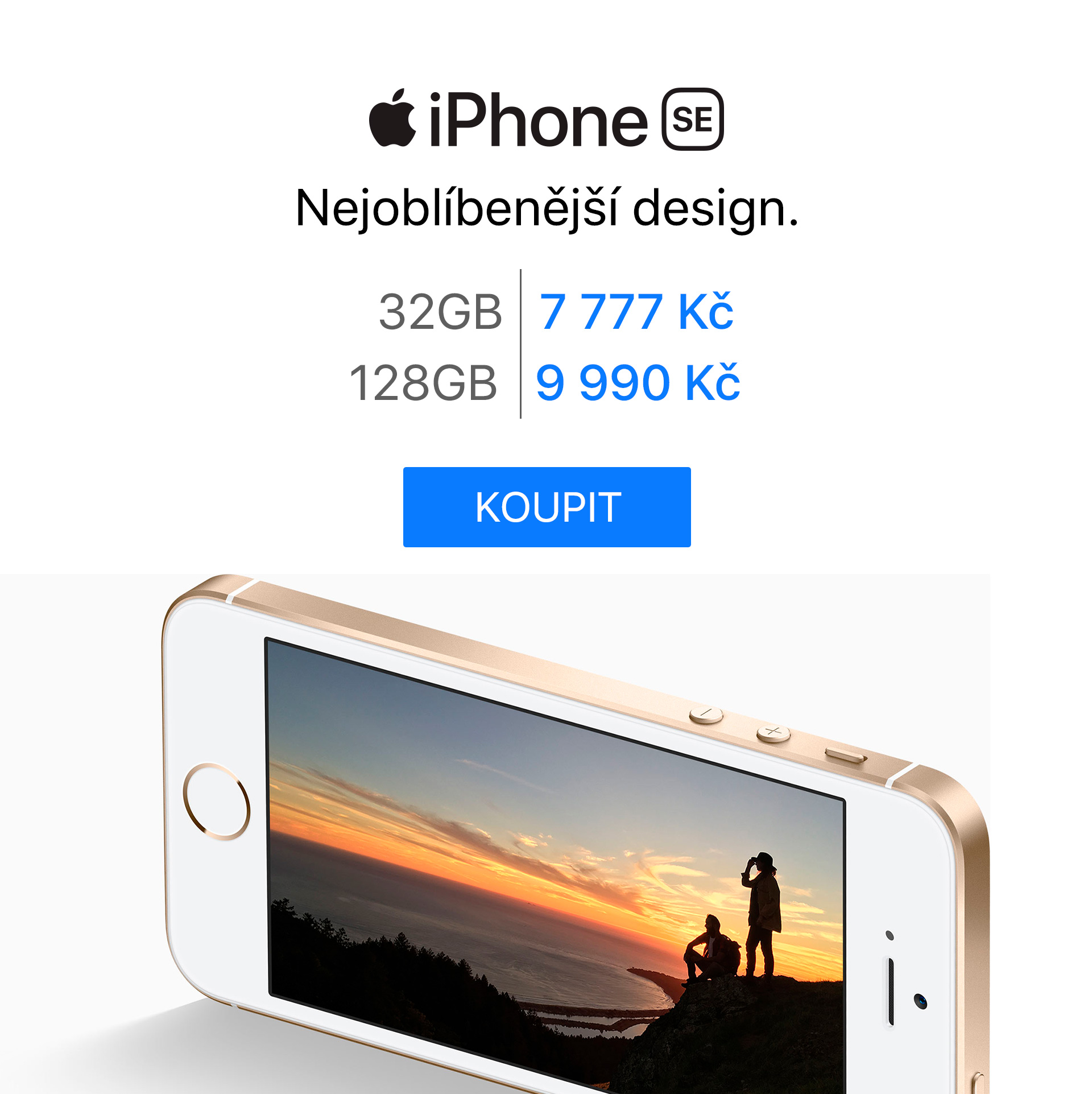 CZ iPhone SE