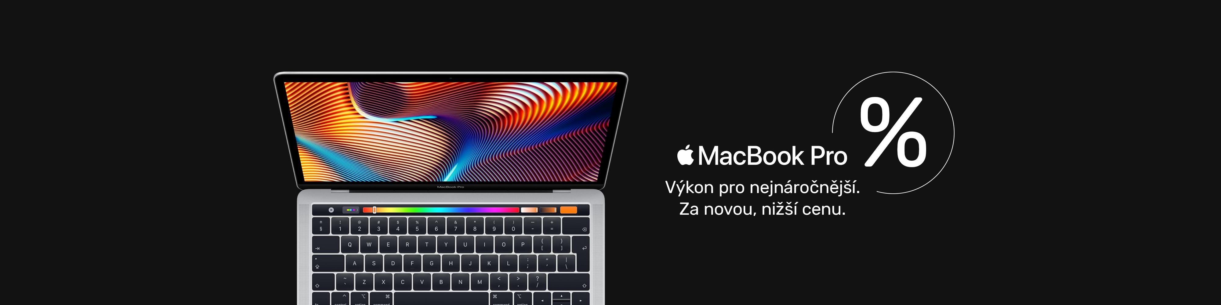 Doprodej MacBooku Pro