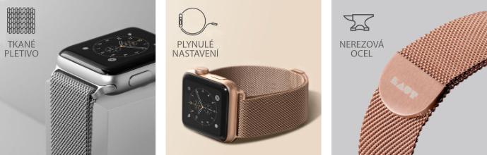 LAUT Apple Watch