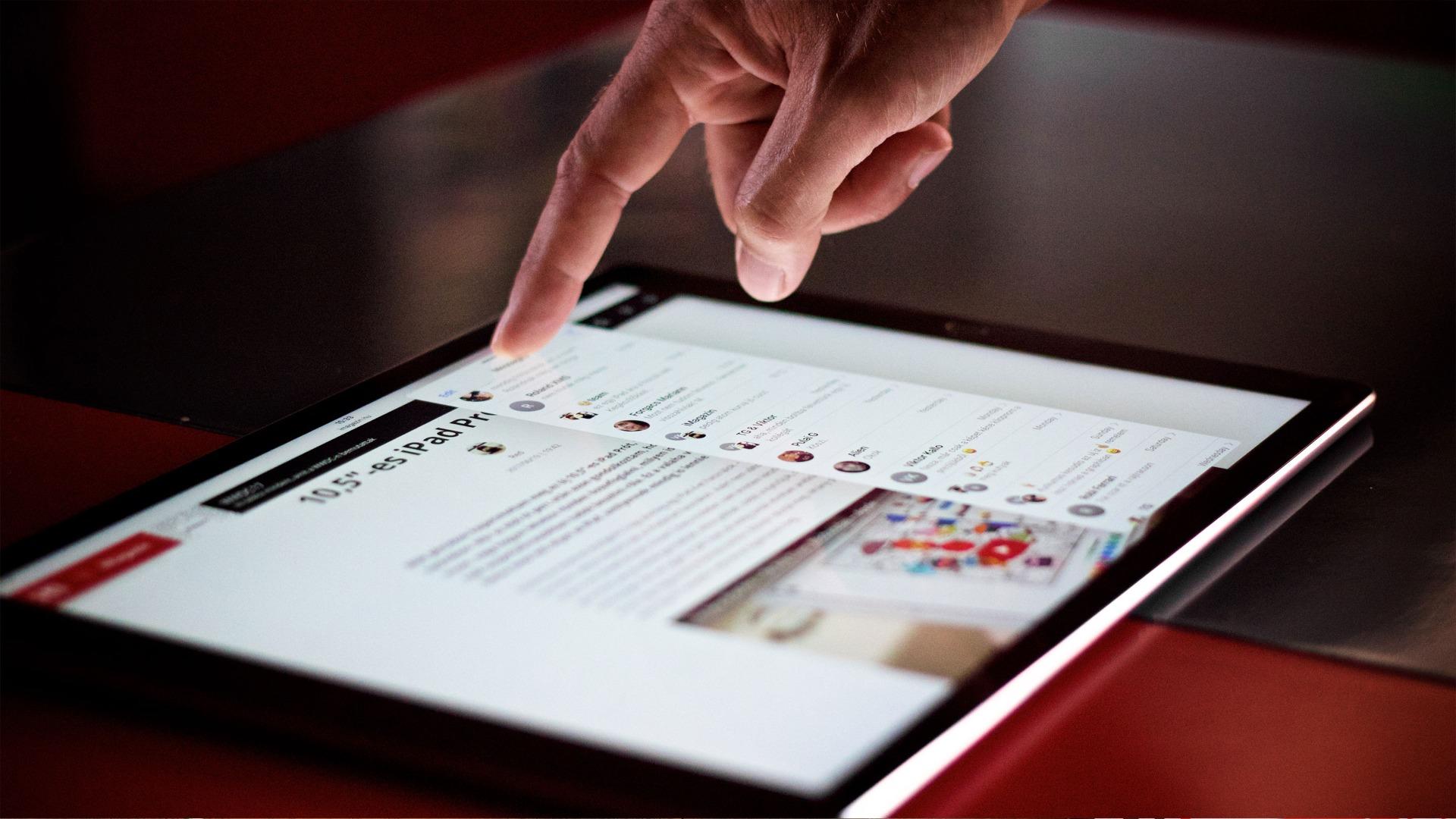 Dobrá aplikace pro iPhone pro randění