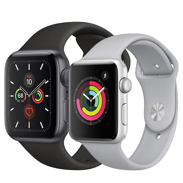 Porovnání<br> Apple Watch