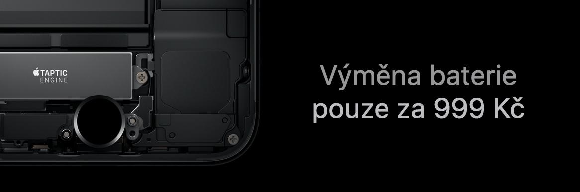 Platí na iPhony řady SE, 6, 6s, 7 a 8